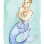 MerMonday 6/18/18 Father Mermaid