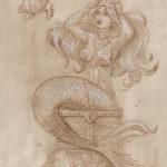 Mermaid and Treasure